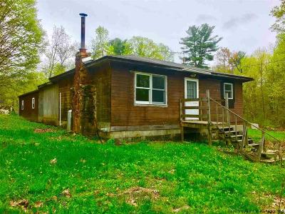 New Paltz NY Single Family Home Sold: $145,000