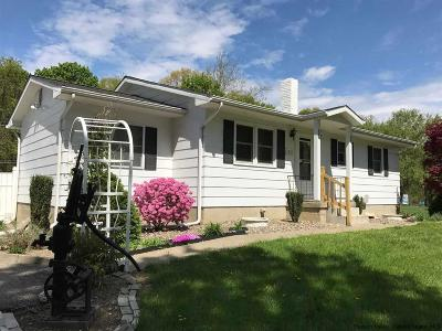 Single Family Home Fully Executed Contract: 1939 Route 9w