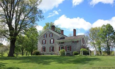 Kingston Single Family Home For Sale: 3050 Route 209