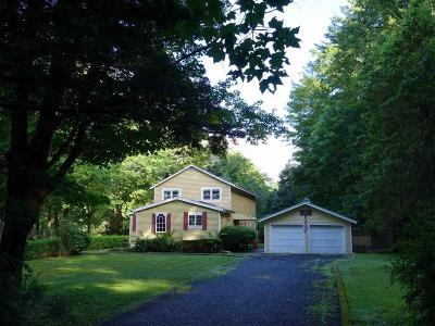 Phoenicia Single Family Home Fully Executed Contract: 15 Waterworks Road