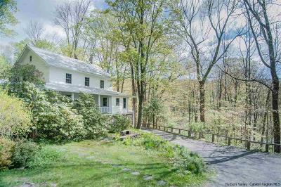 Woodstock NY Single Family Home For Sale: $848,999