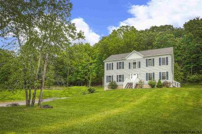New Paltz Single Family Home For Sale: 348 North Elting Corners