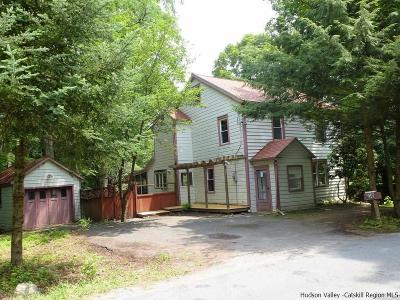 Stone Ridge Single Family Home Fully Executed Contract: 30 Peak Road