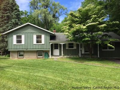 New Paltz NY Single Family Home Sold: $285,000