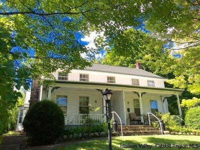 Saugerties Single Family Home Fully Executed Contract: 19 Burnett Road