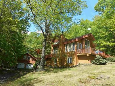 Delaware County Single Family Home For Sale: 644 Fiddlers Elbow Road