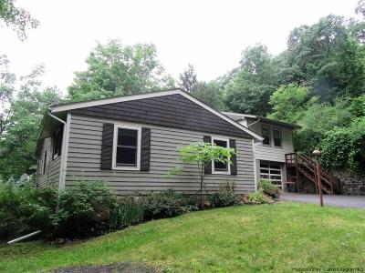 High Falls Single Family Home Fully Executed Contract: 859-861 County Route 6 (Clove Road)