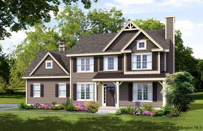 New Paltz NY Single Family Home For Sale: $499,900
