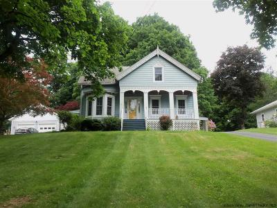Milton Single Family Home For Sale: 27 Sands Ave.