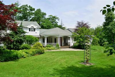 Cragsmoor Single Family Home Fully Executed Contract: 24 Cramer Road