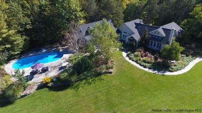 Bearsville, Lake Hill, Willow, Woodstock Single Family Home For Sale: 109 & 115 Mountain Laurel Lane
