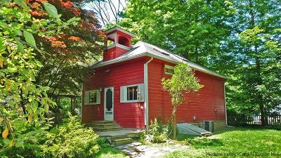Woodstock NY Single Family Home For Sale: $279,000