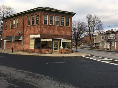 Saugerties Commercial For Sale: 40 S Partition St.