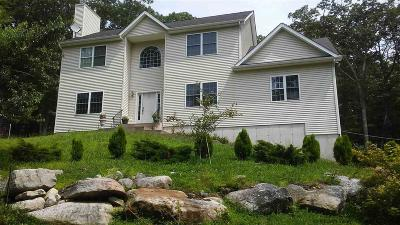 Cragsmoor Single Family Home For Sale: 3970 Route 52
