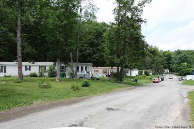 Hurley Multi Family Home For Sale: 283 Station Road