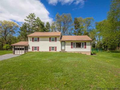 New Paltz Single Family Home Fully Executed Contract: 7 Roma