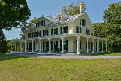 Esopus NY Single Family Home For Sale: $3,495,000