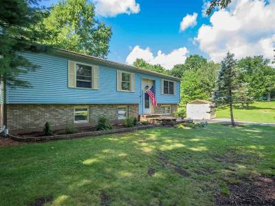 New Paltz Single Family Home Fully Executed Contract: 7 Unity