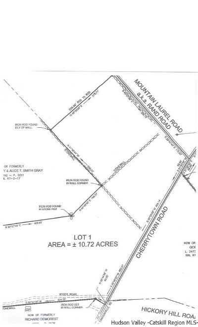 Kerhonkson Residential Lots & Land For Sale: Cherrytown Road