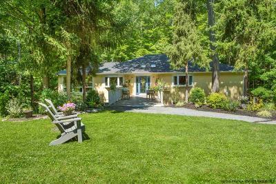 Rhinebeck Single Family Home For Sale: 439 Lake Drive