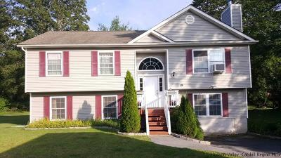 Westbrookville Single Family Home Fully Executed Contract: 19 Manor Lane