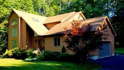 New Paltz Single Family Home For Sale: 25 Hickory Hill