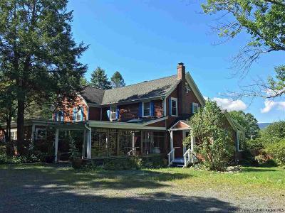 Woodstock Single Family Home For Sale: 1066 Wittenberg Road