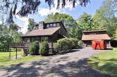 Single Family Home For Sale: 139 Union Center Road
