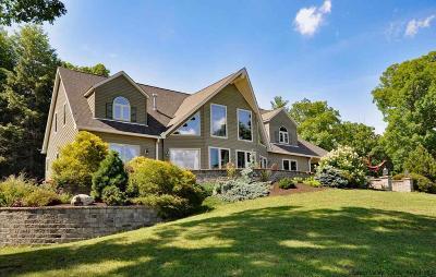 Kingston Single Family Home For Sale: 165 Gallis Hill