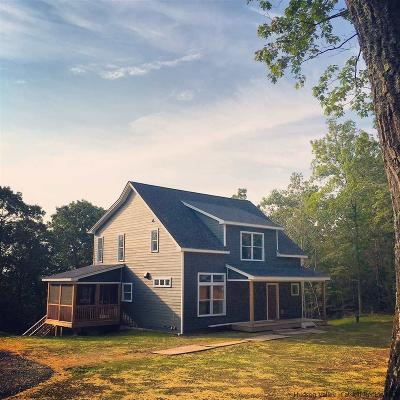 Woodstock Single Family Home Fully Executed Contract: 344 W Saugerties Road