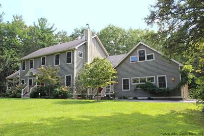 Saugerties Single Family Home Fully Executed Contract: 9 Estate Road