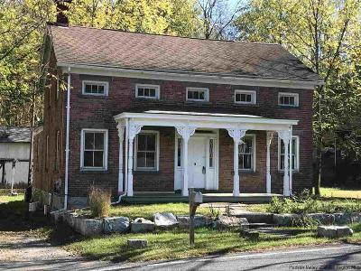 High Falls Single Family Home For Sale: 17 Mohonk