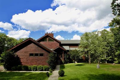 Ulster County Single Family Home For Sale: 90 High Rocks Rd. Road