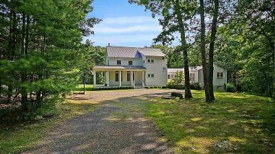 Stone Ridge Single Family Home Fully Executed Contract: 140 Scarawan Road