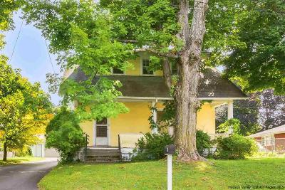 Single Family Home For Sale: 56 North Road