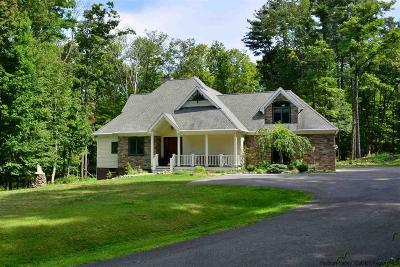 Stone Ridge Single Family Home Fully Executed Contract: 4651 Atwood Road