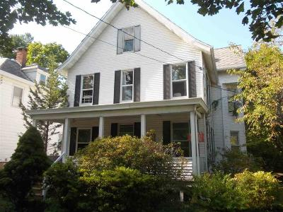 Saugerties Single Family Home For Sale: 67 Main Street