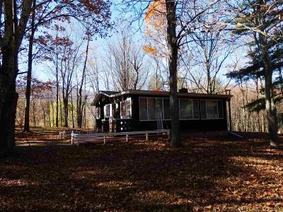 Greene County Single Family Home Fully Executed Contract: 452 Pollys Rock Road