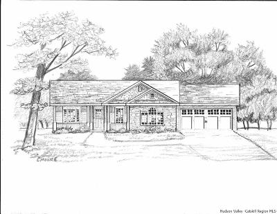 Single Family Home For Sale: Lot 3 Grist Mill Road
