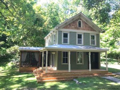 Single Family Home Fully Executed Contract: 594 Hickory Bush Road