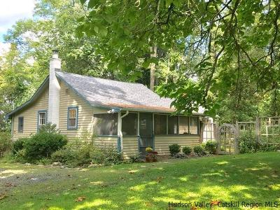 Single Family Home Fully Executed Contract: 2949 Route 209