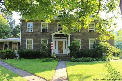 Saugerties NY Single Family Home For Sale: $699,000