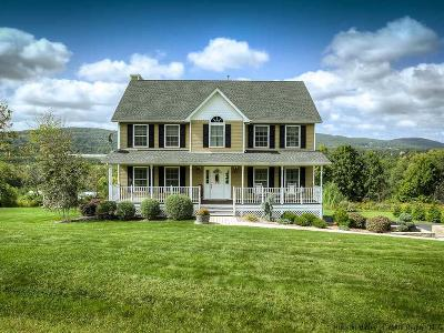 Marlboro Single Family Home Accepted Offer Cts: 4 Ridgeview Lane