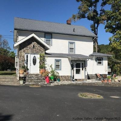 Single Family Home For Sale: 674 Route 212