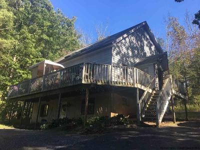 High Falls Single Family Home For Sale: 718 Berme Road