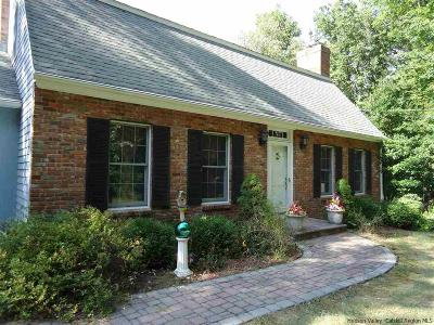 Single Family Home Fully Executed Contract: 611 Hoagerburgh Road