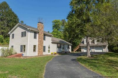 Rosendale Single Family Home Fully Executed Contract: 295 Creek Locks