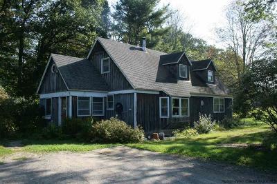 Kerhonkson Single Family Home For Sale: 260 Upper Cherrytown Road