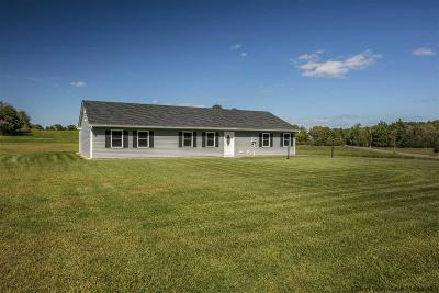 Hudson Single Family Home For Sale: 472 Water Street Road