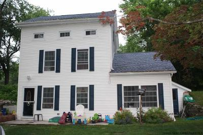 Single Family Home Fully Executed Contract: 97 Plattekill Road
